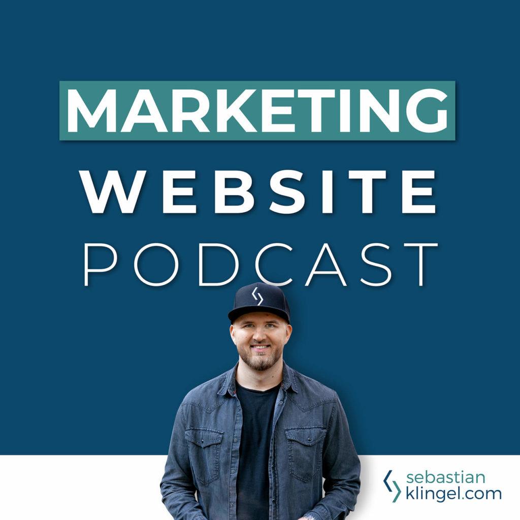 Marketing-Website-Podcast Cover