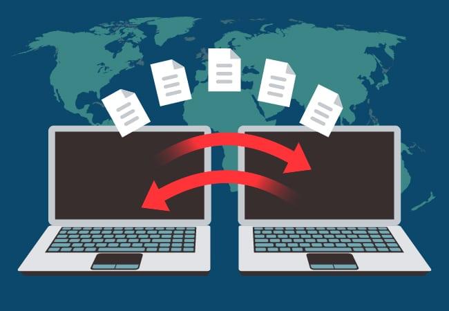 WordPress Website Server Umzug